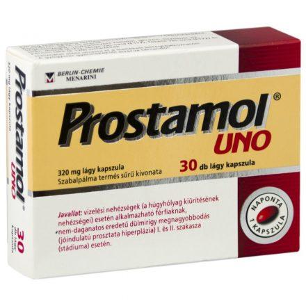 PROSTAMOL UNO 320 mg lágy kapszula 30 db