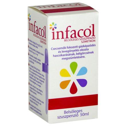 INFACOL belsőleges szuszpenzió 50 ml