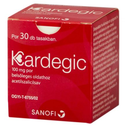 KARDEGIC 100 mg por belsőleges oldathoz 30 db