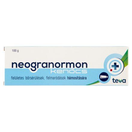 NEOGRANORMON kenőcs 100 g