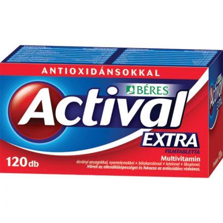 ACTIVAL EXTRA filmtabletta 120 db