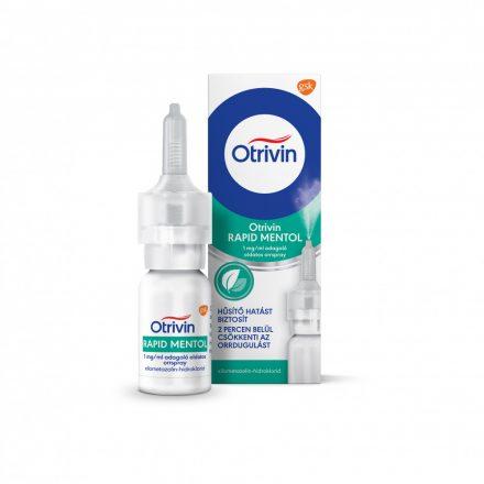 OTRIVIN MENTHOL 1 mg/ml adagoló oldatos orrspray 10 ml