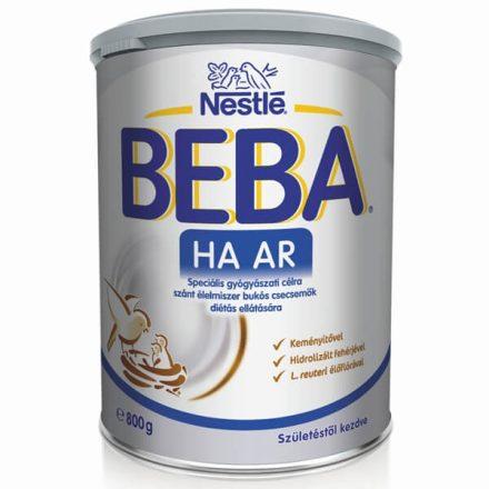 BEBA H.A/A.R speciális tápszer 800 g