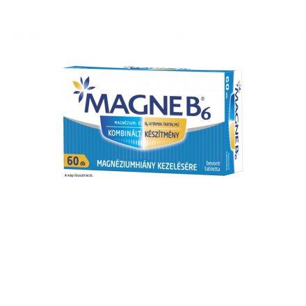 MAGNE B6 bevont tabletta 60 db
