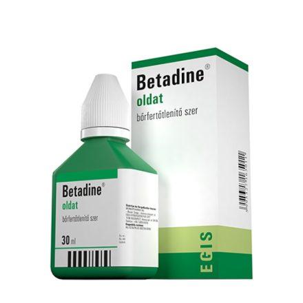 BETADINE fertőtlenítő oldat 30 ml