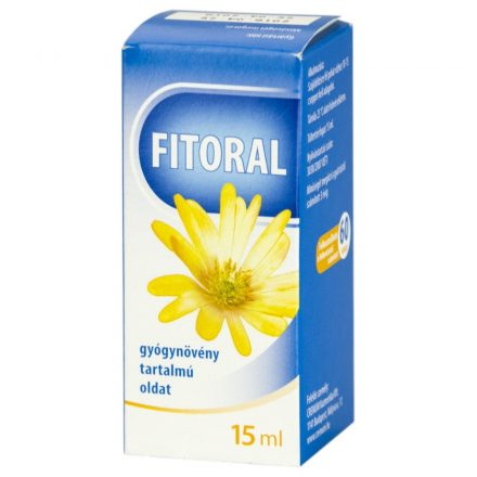 FITORAL gyógynövény oldat 15 ml