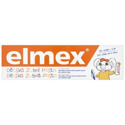 ELMEX GYERMEK 2-6 év fogkrém 50 ml