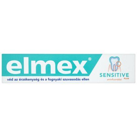 ELMEX SENSITIVE fogkrém 75 ml
