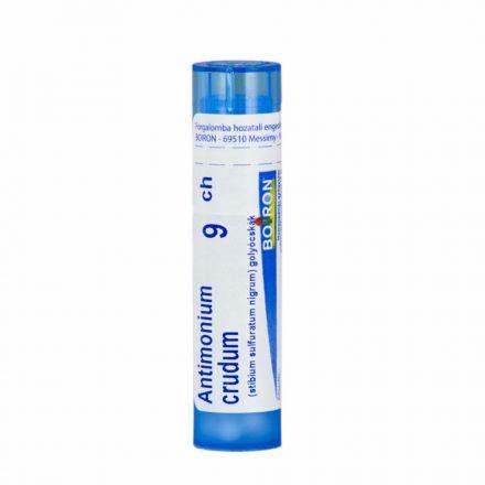 ANTIMONIUM CRUDUM C9 golyócskák 4 g