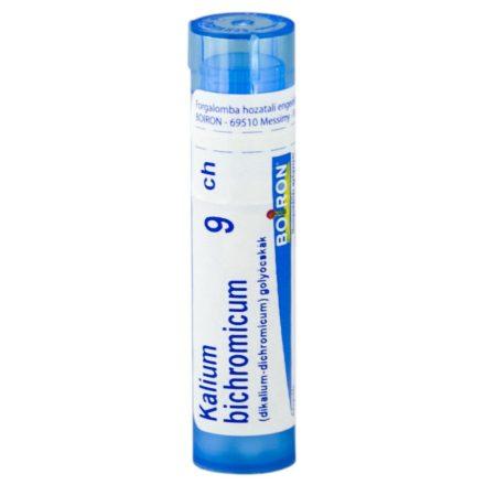 KALIUM BICHROMICUM C9 golyócskák 4 g