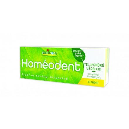 HOMÉODENT CITROM fogkrém 75 ml