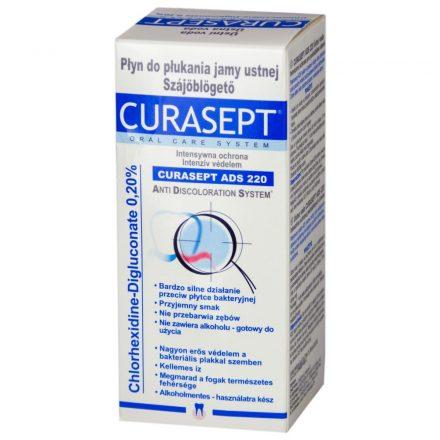 CURASEPT ADS 220 szájöblítő 200 ml