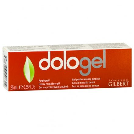 DOLOGEL fogínynyugtató gél 25 ml