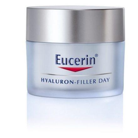 EUCERIN HYALURON-FIILER nappali krém száraz bőrre 50 ml