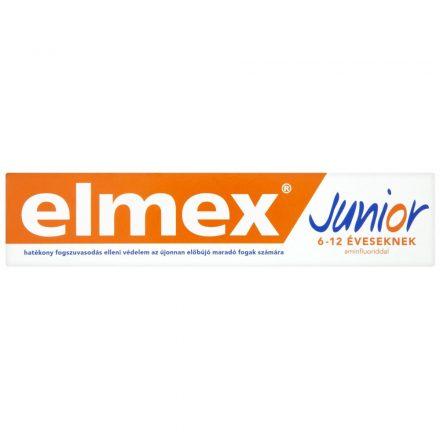 ELMEX JUNIOR fogkrém 75 ml