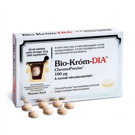 PHARMA NORD BIO-KRÓM DIA  tabletta 60 db