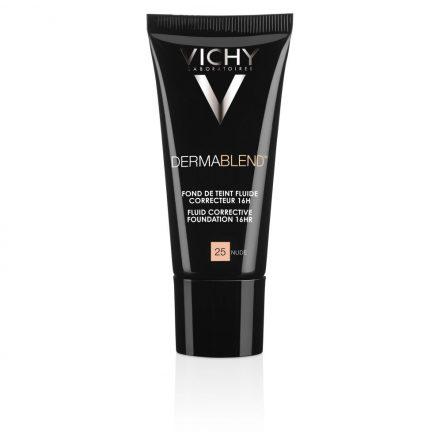 VICHY DERMABLEND SPF35 alapozó 25 NUDE 30 ml