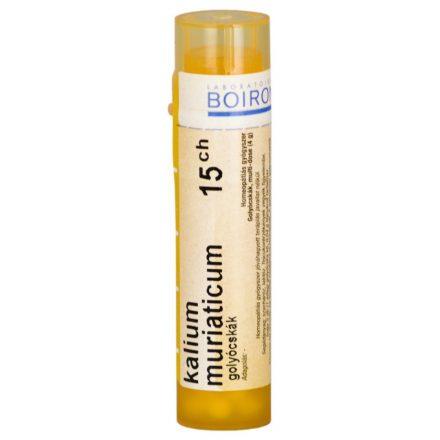 KALIUM MURIATICUM C15 golyócskák 4 g