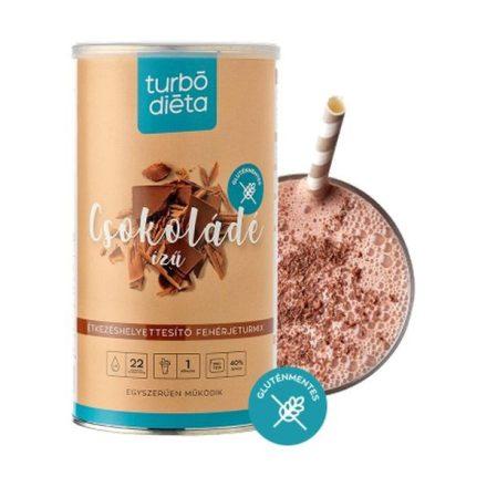TURBÓ DIÉTA FOGYASZTÓ csokoládés por 525 g
