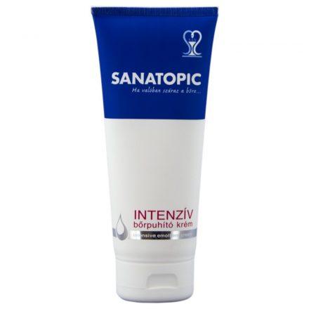 SANATOPIC bőrpuhító kézre-lábra krém 200 ml