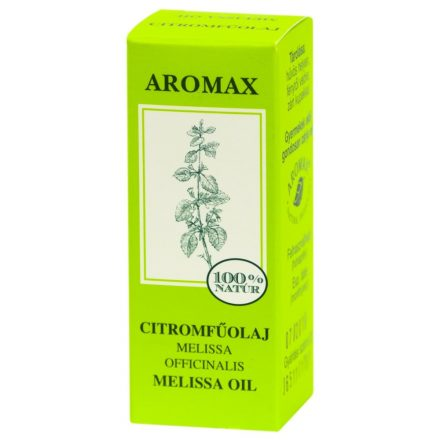 AROMAX CITROMFŰ olaj 5 ml