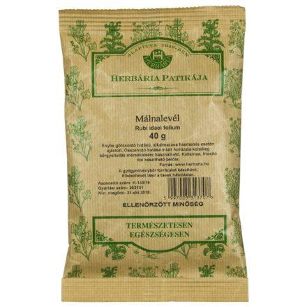 HERBÁRIA MÁLNALEVÉL 40 g