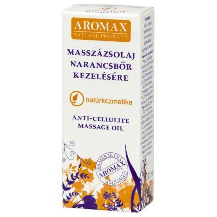 AROMAX MASSZÁZSOLAJ narancsbőr kezelésére 50 ml
