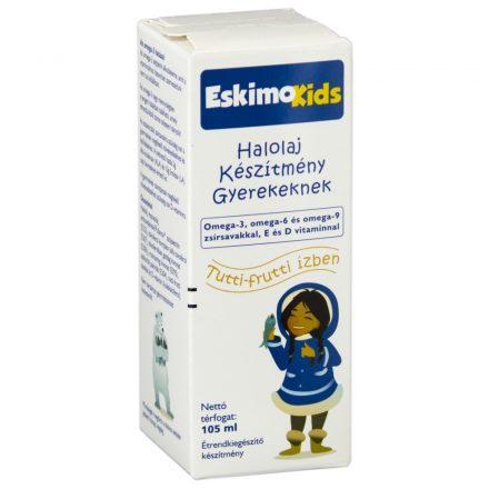 ESKIMO-KIDS HALOLAJ tutti-frutti ízű 105 ml