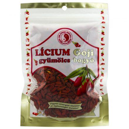 DR. CHEN LÍCIUM GOJI BOGYÓ gyümölcs 100 g