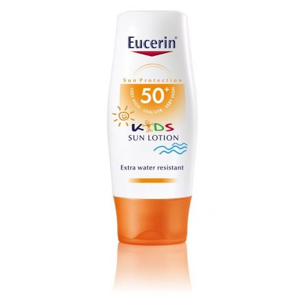EUCERIN SUN GYEREK naptej FF50+ 150 ml