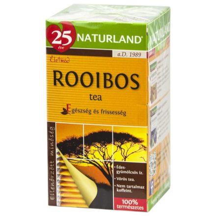 NATURLAND ROOIBOS filteres tea 20 db
