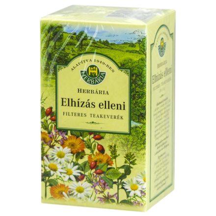 HERBÁRIA ELHÍZÁS elleni teakeverék filteres 20 db