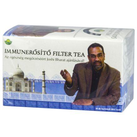 HERBÁRIA IMMUNERŐSÍTŐ tea filteres 20 db