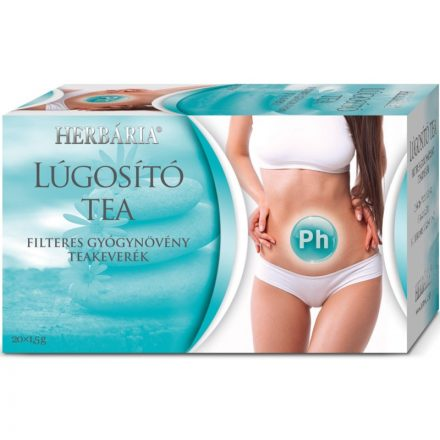 HERBÁRIA LÚGOSÍTÓ filter tea 20 db