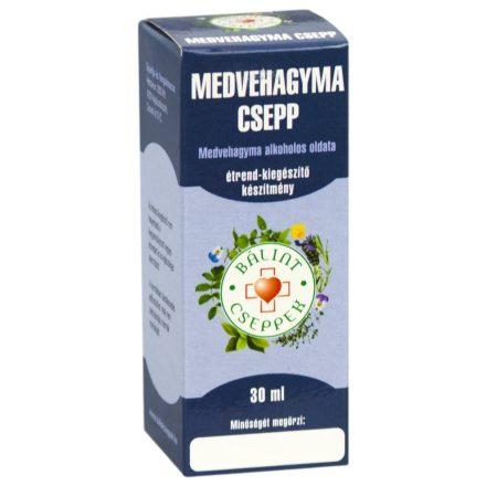 BÁLINT CSEPPEK MEDVEHAGYMA CSEPP 30 ml