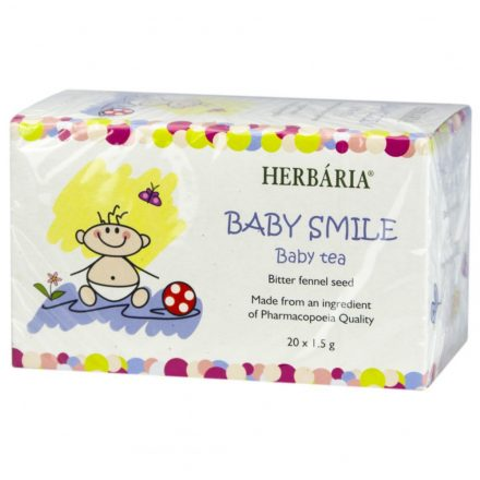 HERBÁRIA BABAMOSOLY baba tea filteres 20 db