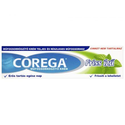 COREGA FRISS műfogsorrögzítő krém 40 ml