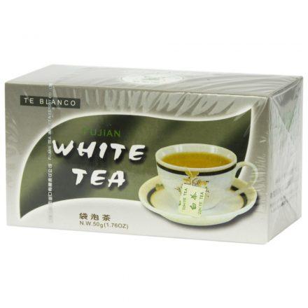 DR. CHEN FEHÉR TEA filteres 25 db