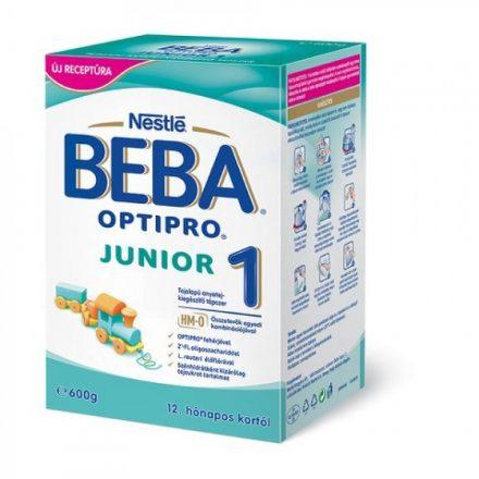 BEBA OPTIPRO JUNIOR 1+ tápszer 600 g