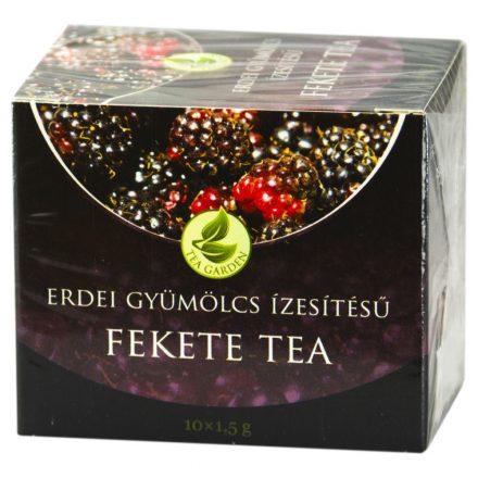 HERBÁRIA FEKETE TEA erdei gyümölcs filteres 10 db