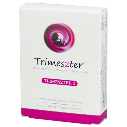 TRIMESZTER 2 VITAMIN VÁRANDÓSOKNAK tabletta 60 db