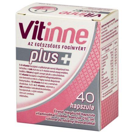 VITINNE PLUS íny kapszula 40 db