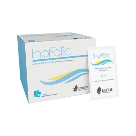 INOFOLIC granulátum 60 db