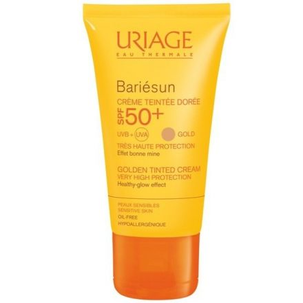 URIAGE BARIÉSUN színezett arckrém SPF50+ sötét árnyalat 50 ml