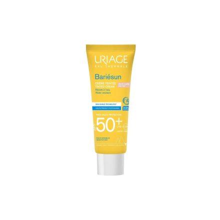 URIAGE BARIÉSUN SPF50+ színezett világos arckrém 50 ml