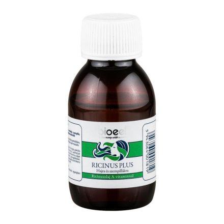 BIOEEL RICINUS PLUS hajra és szempillákra 80 g