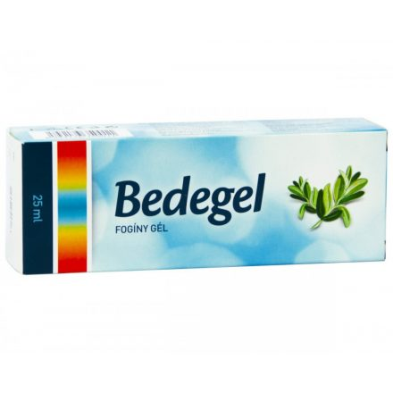 BEDEGEL fogínygél 25 ml