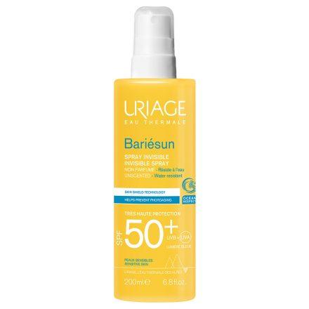 URIAGE BARIÉSUN illatmentes SPF50+ spray 200 ml