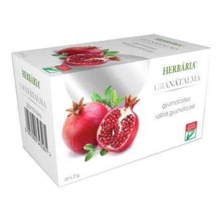 HERBÁRIA GRÁNÁTALMA gyümölcstea 20 db