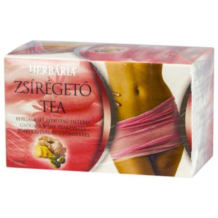 HERBÁRIA ZSÍRÉGETŐ tea filteres 20 db